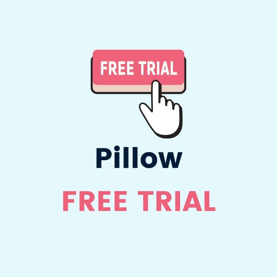 Pillow Free Night Trial Home